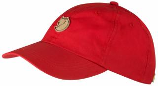 fjellreven helags junior cap - red