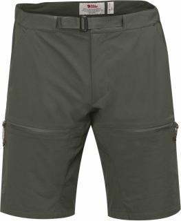 fjellreven high coast hike shorts - mountain grey