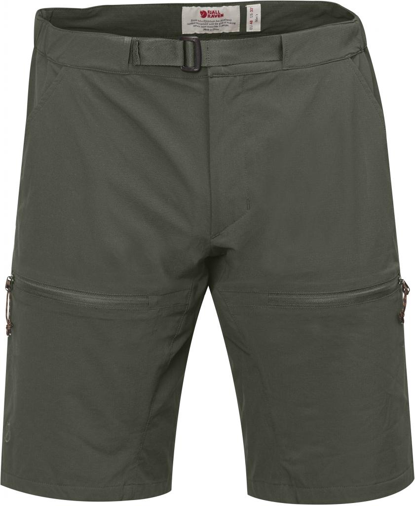 fjellreven high coast hike shorts - mountain grey