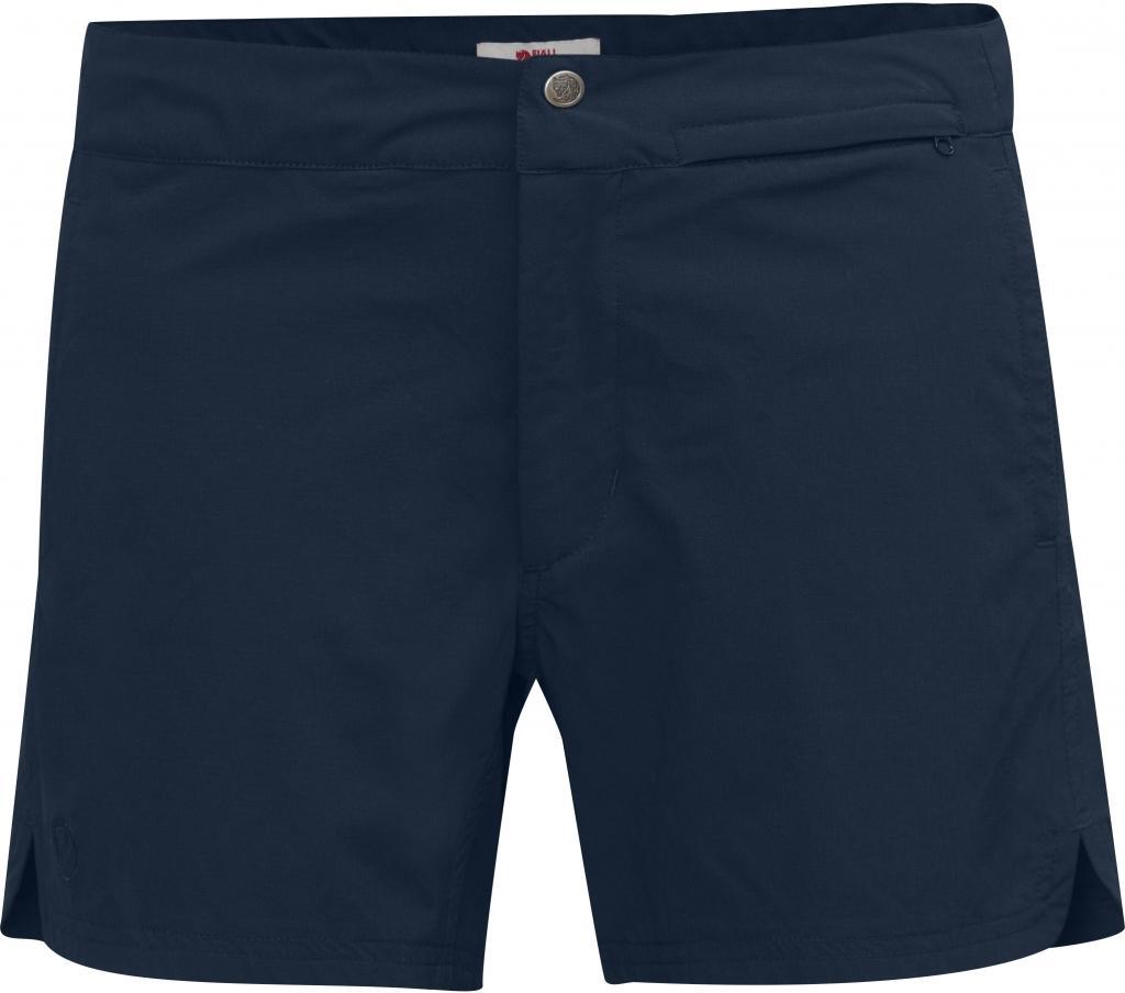 fjellreven high coast trail shorts dame - navy