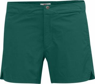 fjellreven high coast trail shorts dame - copper green