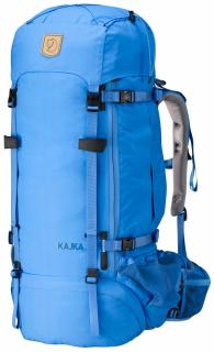 fjellreven kajka 75w ryggsekk - un blue