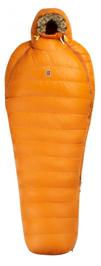 fjellreven polar -20 long - burnt orange
