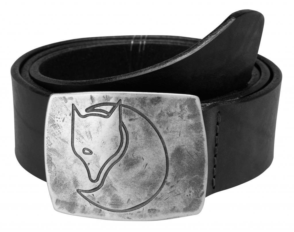 fjellreven murena silver belte - black