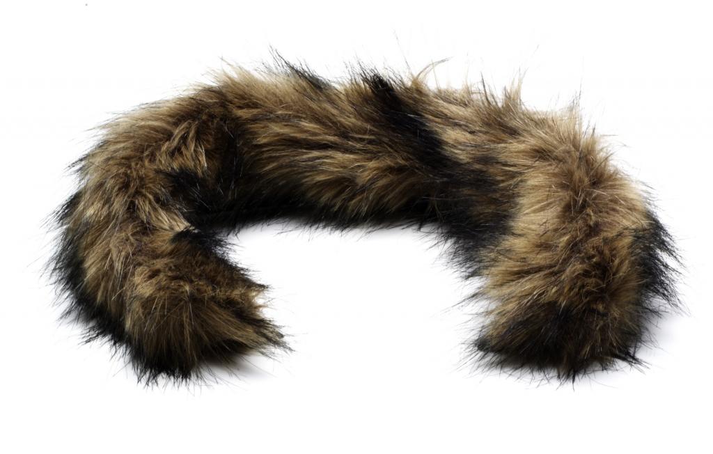 fjellreven arctic fur fuskepels