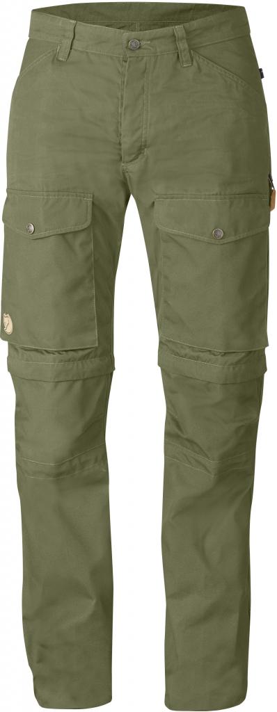 fjellreven gaiter trouser no. 1 - green