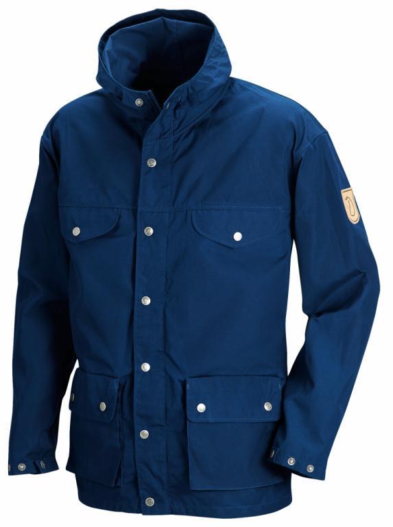 fjellreven greenland jakke - navy