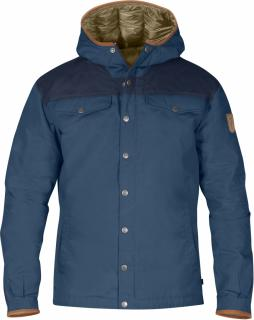 fjellreven greenland no. 1 down jacket - uncle blue