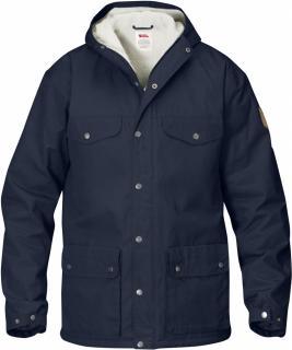 fjellreven greenland vinter jakke herre - dark navy