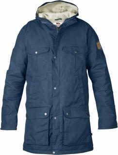 fjellreven greenland winter parka - uncle blue