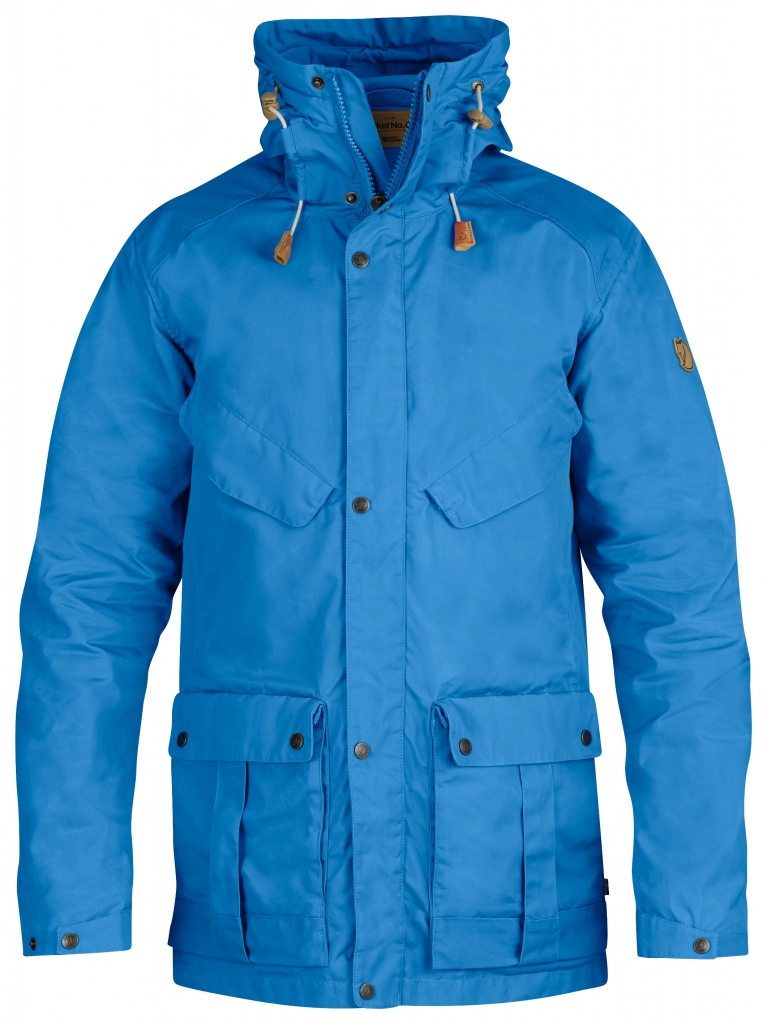 fjellreven jacket no. 68 - un blue