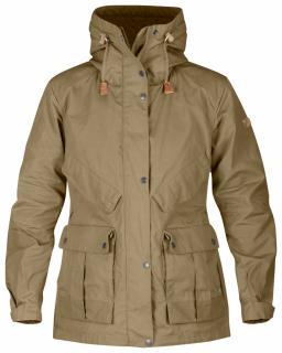 fjellreven jacket no. 68 dame - sand