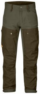 fjellreven keb bukse long - tarmac