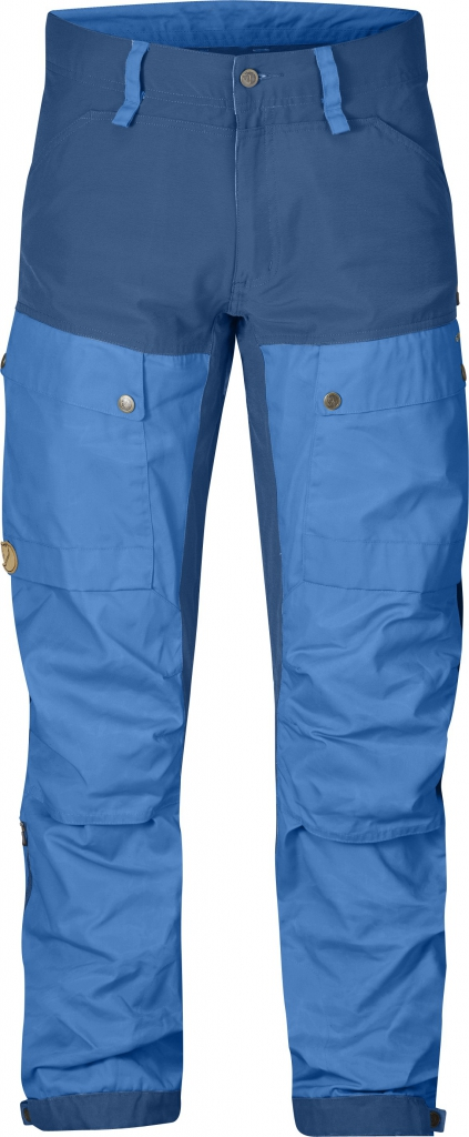 fjellreven keb bukse regular - un blue