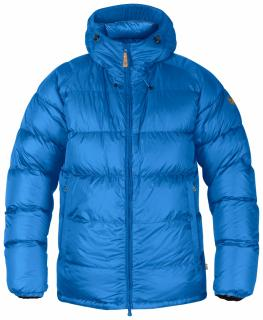 fjellreven keb down jacket - un blue