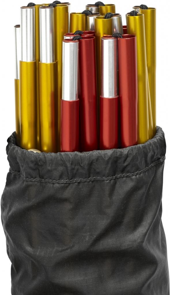 fjellreven keb endurance 3 pole kit