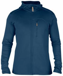 fjellreven keb fleece jakke - uncle blue