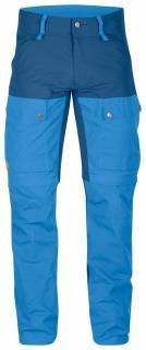 fjellreven keb gaiter trouser long - un blue