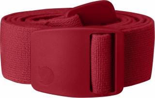 fjellreven keb trekking belt - deep red