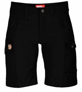 fjellreven nikka shorts - black