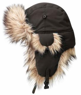 fjellreven nordic heater - black-brown