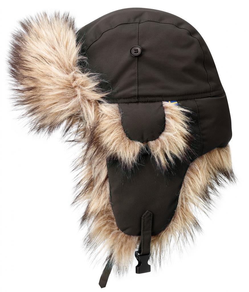 fjellreven nordic heater - black-brown