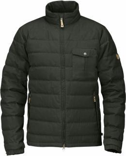 fjellreven Övik lite jacket - mountain-grey
