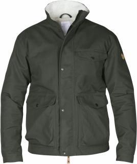 fjellreven Övik winter jacket - mountain grey