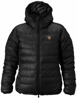 fjellreven pak down jacket women - black
