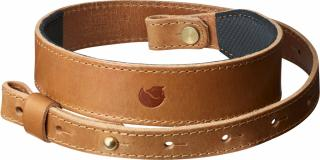 fjellreven rifle leather strap - leather cognac
