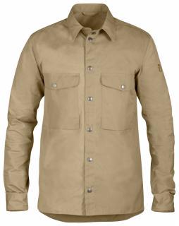 fjellreven shirt no. 4 - sand