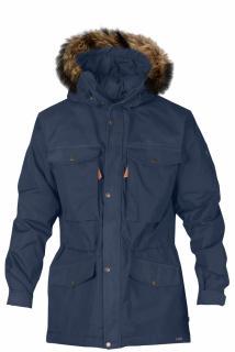 fjellreven singi winter jacket - dark-navy