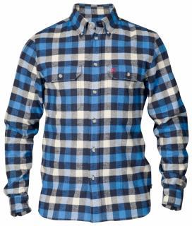 fjellreven skog shirt - un blue