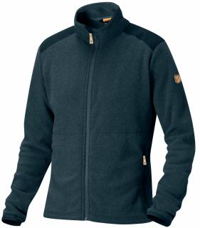 fjellreven sten fleece - dark navy