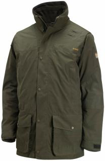 fjellreven timber buck jakke - dark olive