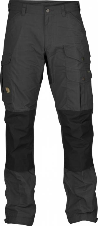 fjellreven vidda pro bukse regular - dark-grey