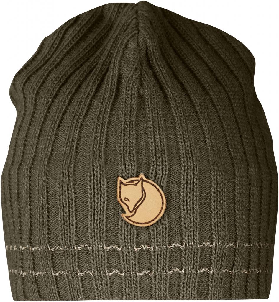 fjellreven viso hat - dark olive