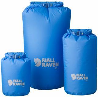 fjellreven waterproof packbag 70 l - un blue