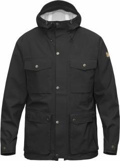 fjellreven Övik eco-shell jakke - black
