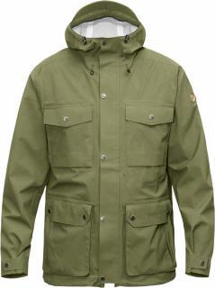 fjellreven Övik eco-shell jakke - green