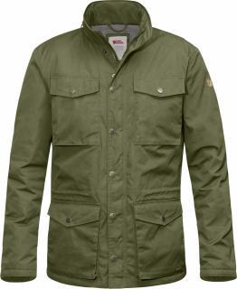 fjellreven reven winter jacket - green
