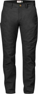 fjellreven sörmland tapered trousers - dark grey