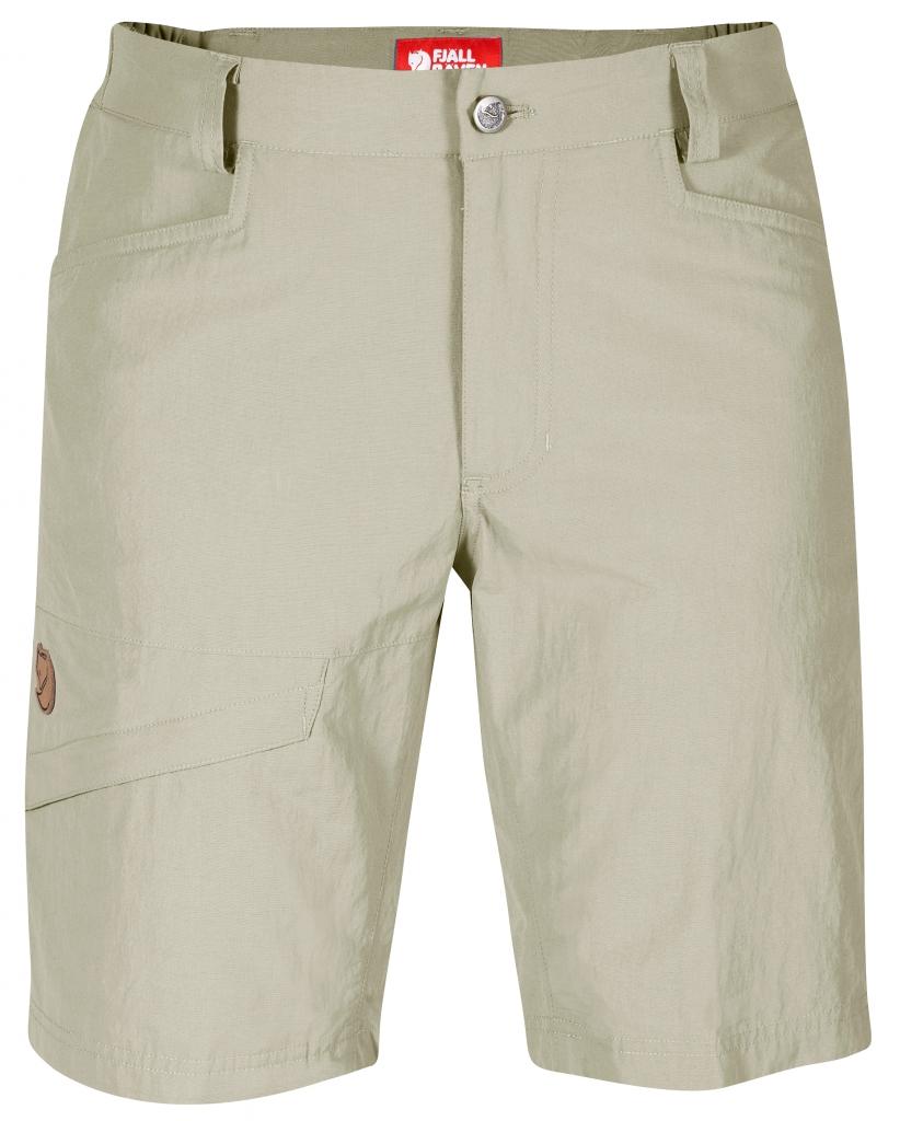 fjellreven daloa mt shorts dame - light beige