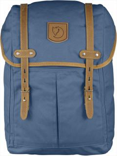 fjellreven rucksack no.21 medium - blue ridge
