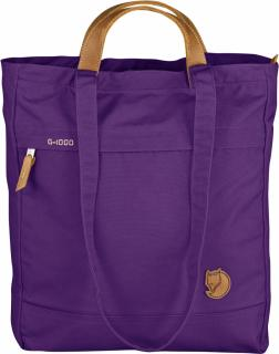 fjellreven totepack no.1 veske - purple