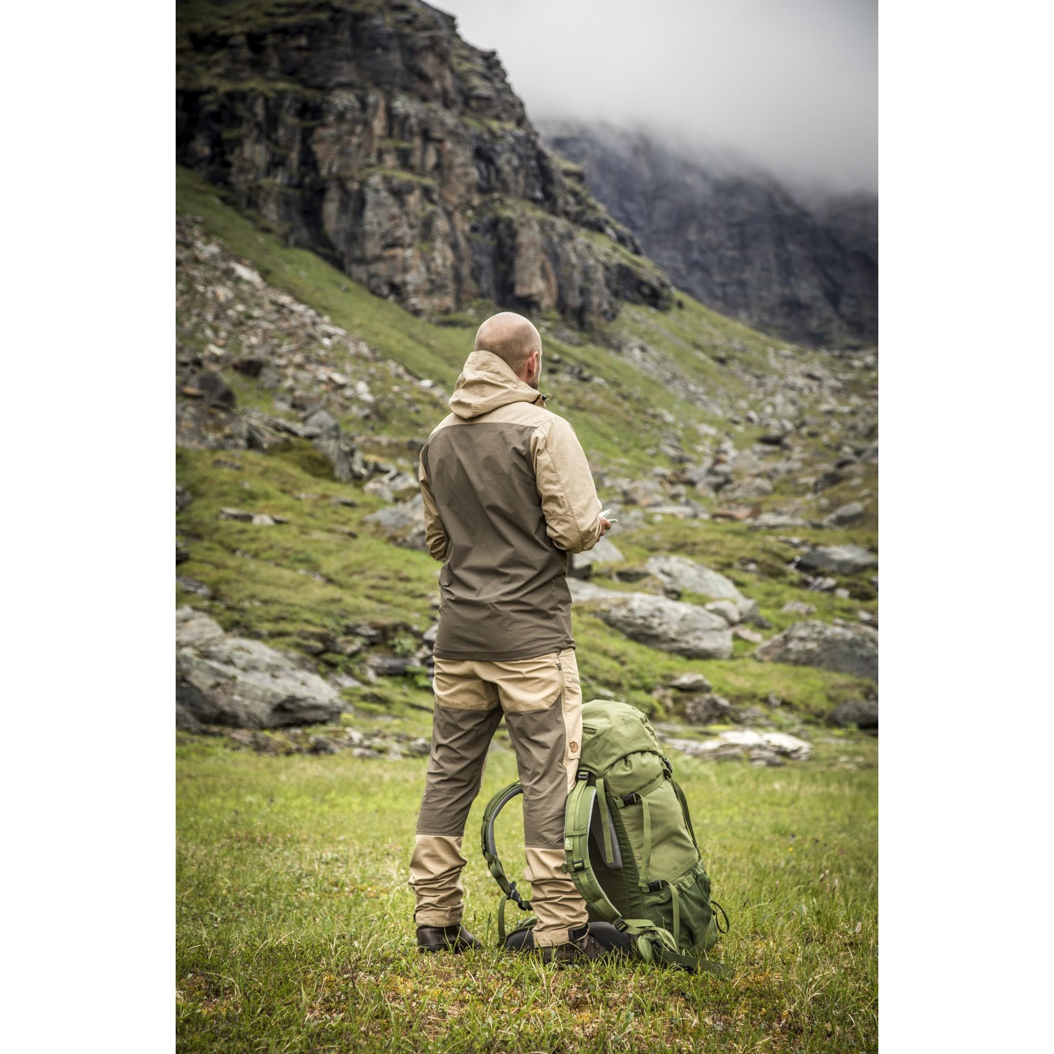 Fjellreven Abisko Lite Trekking Bukse Regular