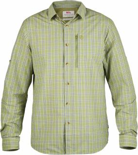 fjellreven abisko hike shirt ls - willow