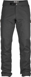 fjellreven abisko shade bukse - dark grey