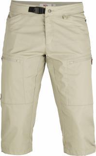 fjellreven abisko shade shorts - limestone