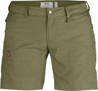 fjellreven abisko shade shorts dame - savanna